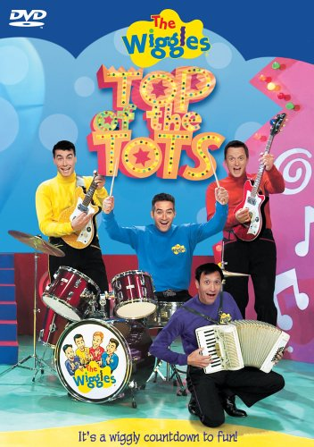 Wiggles: Top Of The Tots DVD Image