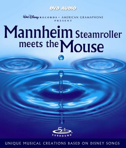 Mannheim Meets The Mouse DVD Image