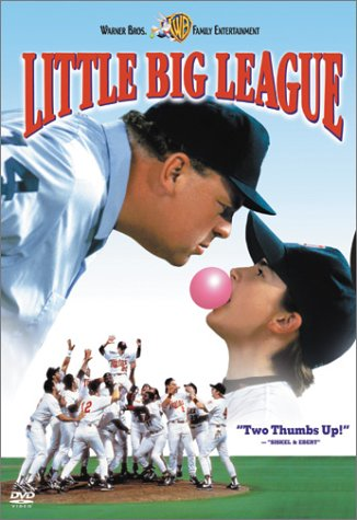 Little Big League (Old Version) DVD Image