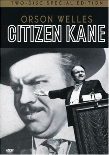 Citizen Kane (Warner Brothers/ 60th Anniversary Edition/ 2-Disc Special Edition) DVD Image