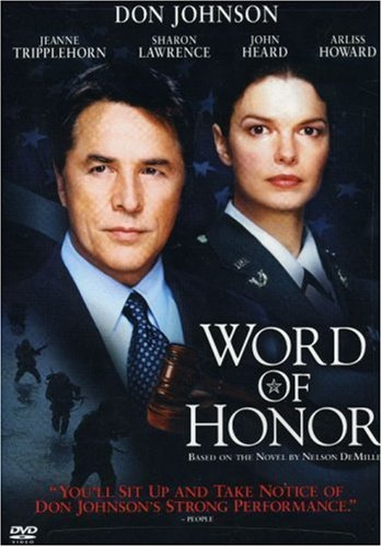 Word Of Honor DVD Image
