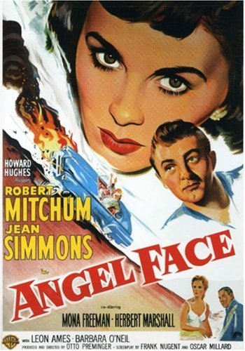 Angel Face DVD Image
