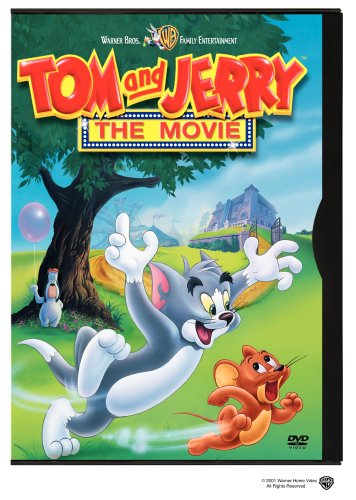 Tom And Jerry: The Movie DVD Image