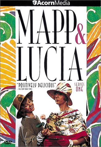 Mapp & Lucia: Series #1 DVD Image