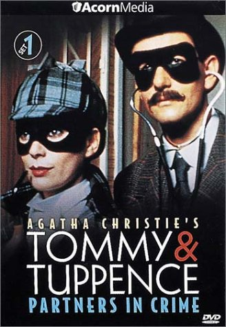 Tommy And Tuppence: Partners In Crime #1 DVD Image