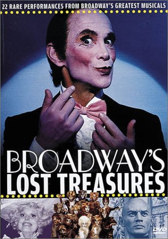 Broadway's Lost Treasures I DVD Image