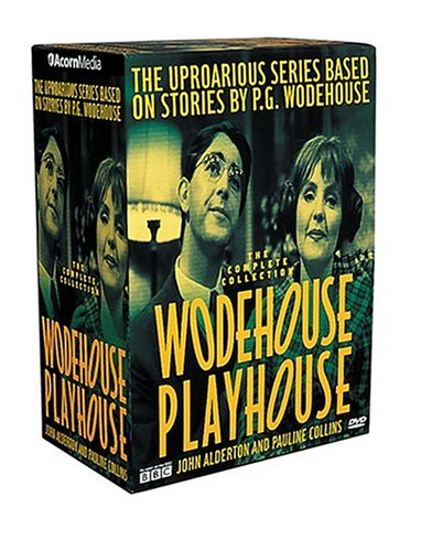 Wodehouse Playhouse: The Complete Collection DVD Image