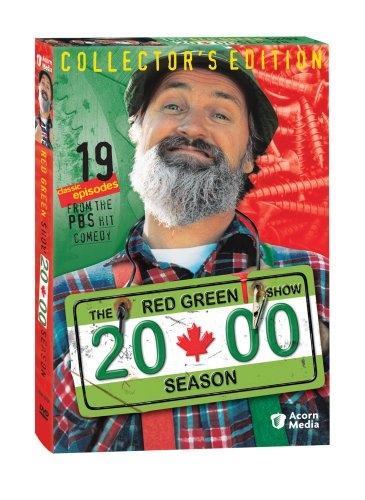 Red Green Show: 2000 Season DVD Image