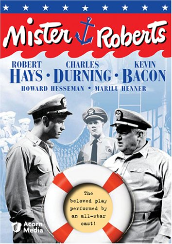 Mister Roberts (1984) DVD Image
