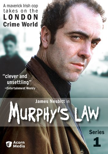 MURPHY'S LAW, SERIES 1 DVD Image
