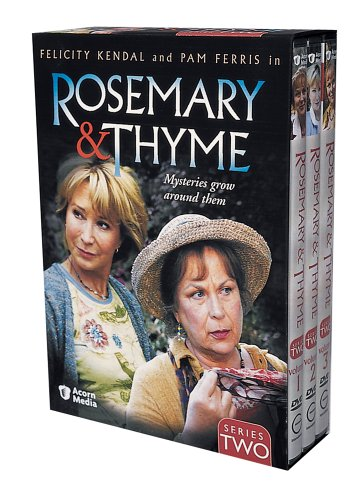 Rosemary & Thyme: Series 2 DVD Image