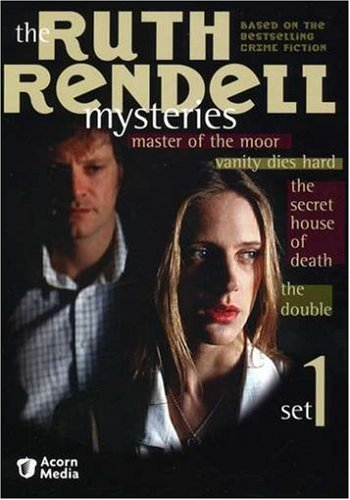 Ruth Rendell Mysteries, Set 1: Master Of The Moor / Vanity Dies Hard / The Secret House Of Death / The Double DVD Image
