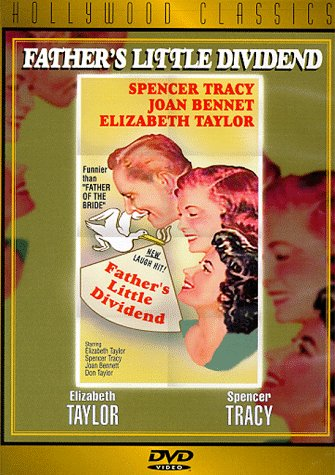 Father's Little Dividend (Madacy/ Old Version) DVD Image