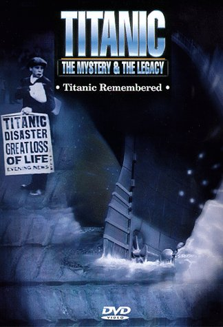 Titanic Collection #2: Titanic Remembered DVD Image