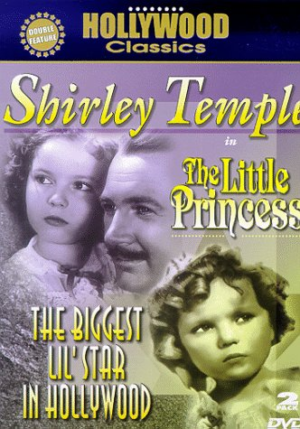 Shirley Temple: Little Princess / Biggest Lil' Star In Hollywood (2-Disc) DVD Image