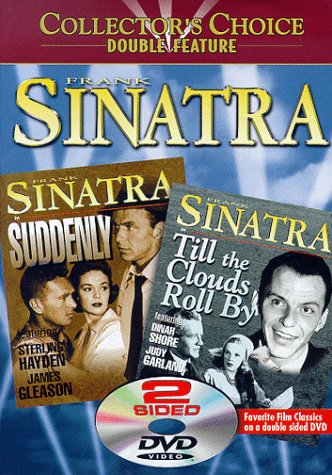 Frank Sinatra Double Feature: Suddenly / Till The Clouds Roll By DVD Image
