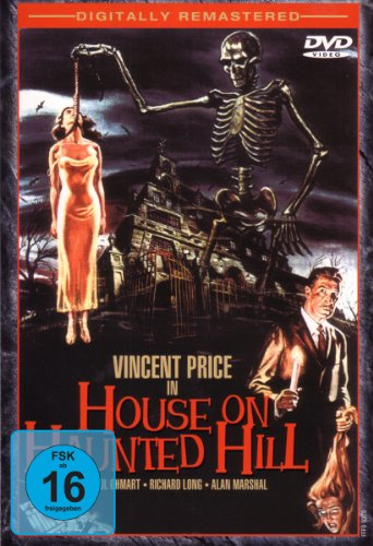 House On Haunted Hill (1959/ Madacy) DVD Image