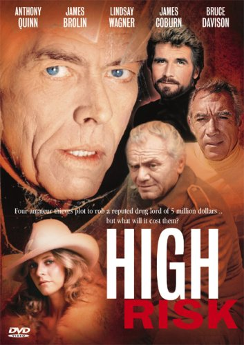 High Risk (1981/ Madacy) DVD Image