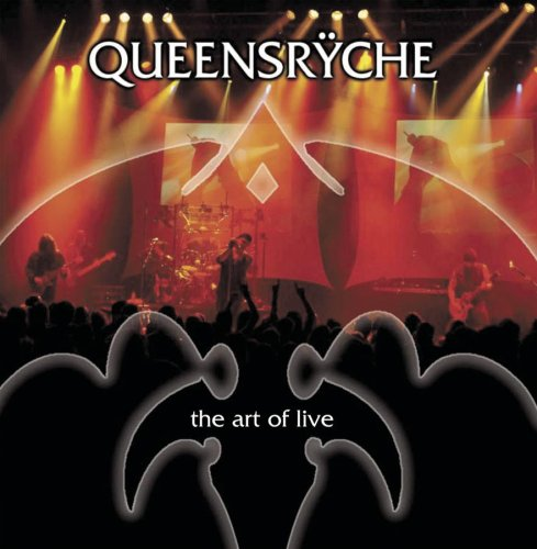 Queensryche: The Art Of Live (Jewel Case) DVD Image