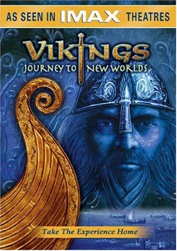 Vikings: Journey to New Worlds DVD Image