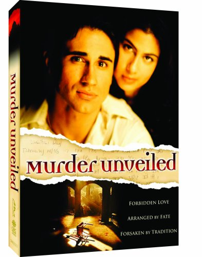 Murder Unveiled DVD Image