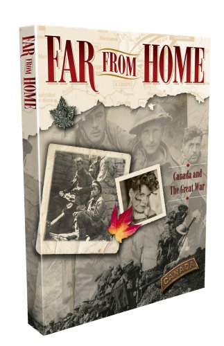 Far From Home: Canada And The Great War (3-Disc/ Gift Set) DVD Image