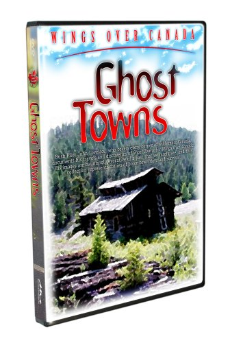 Ghost Towns DVD Image