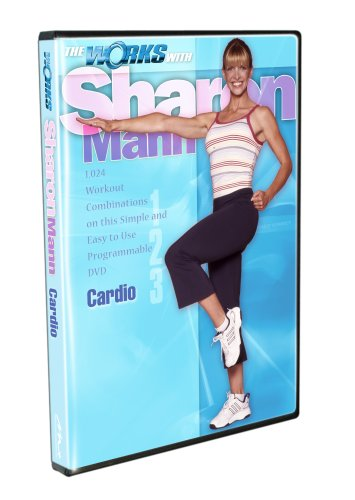 Works: Cardio DVD Image