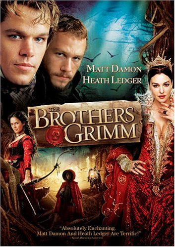 The Brothers Grimm DVD Image