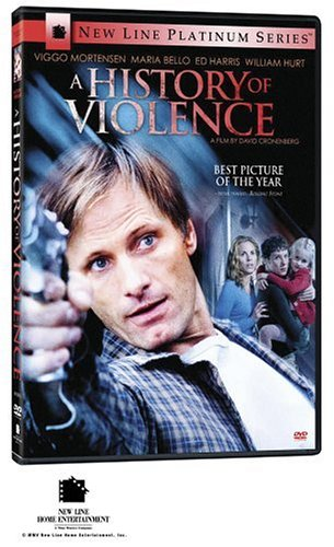 A History of Violence DVD Image
