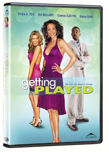 Getting Played (Ws) DVD Image
