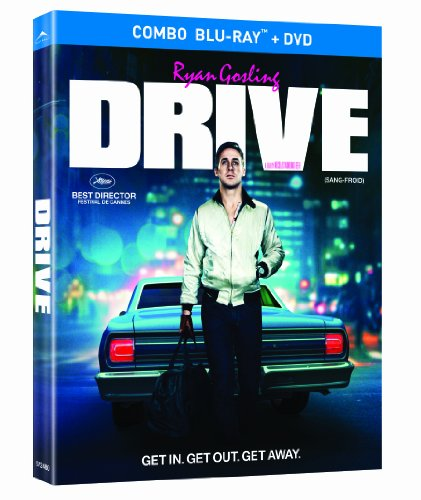 Drive (DVD + Blu-ray Combo Pack) DVD Image