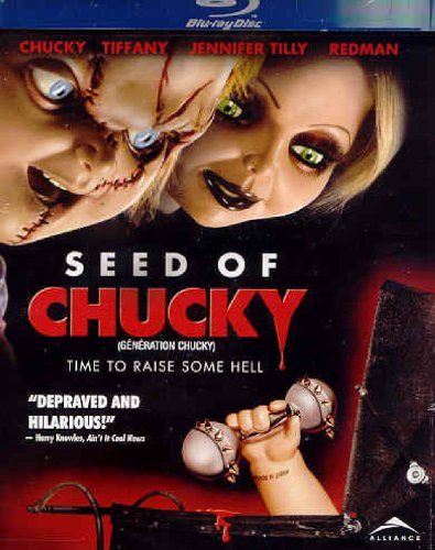 Seed Of Chucky (Widesceen/ R-Rated Version/ Alliance Atlantis/ Blu-ray) DVD Image