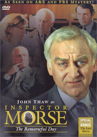 Inspector Morse: The Remorseful Day DVD Image