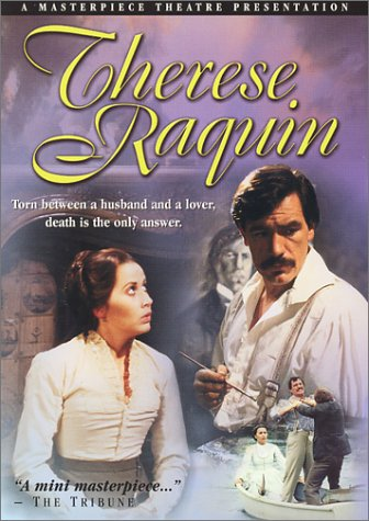 Therese Raquin (1980) DVD Image