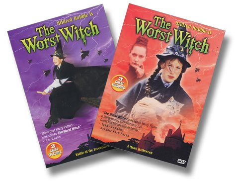 The Worst Witch Collection - Set 1 DVD Image