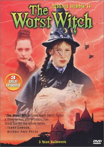 Worst Witch: A Mean Halloween DVD Image