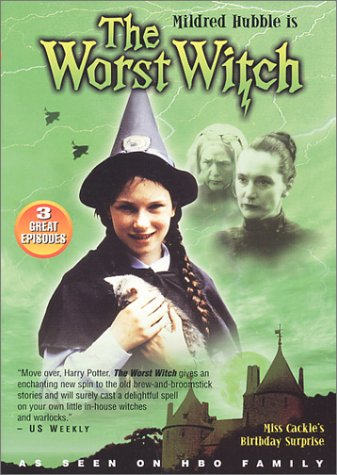 Worst Witch: Miss Cackle's Birthday Surprise DVD Image