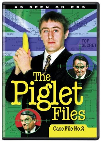 Piglet Files #2 (3-Pack) DVD Image