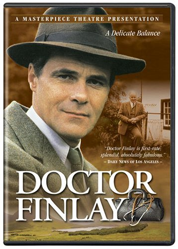 Doctor Finlay #2: Delicate Balance DVD Image