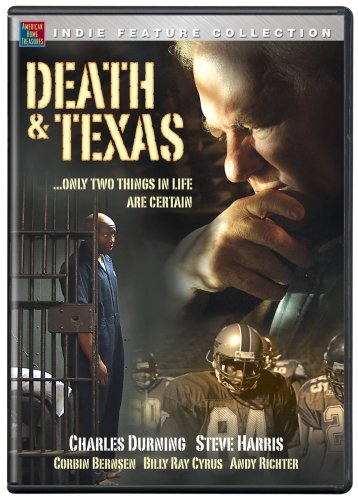 Death And Texas DVD Image
