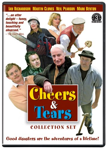 Cheers & Tears Set: Booze Cruise / Scattering / Treasure Hunt DVD Image