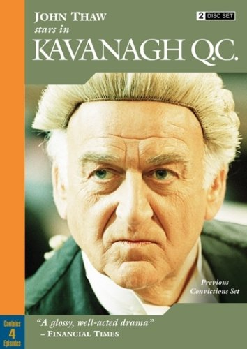Kavanagh Q.C.: Previous Convictions Collection DVD Image