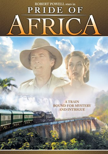 Pride Of Africa DVD Image
