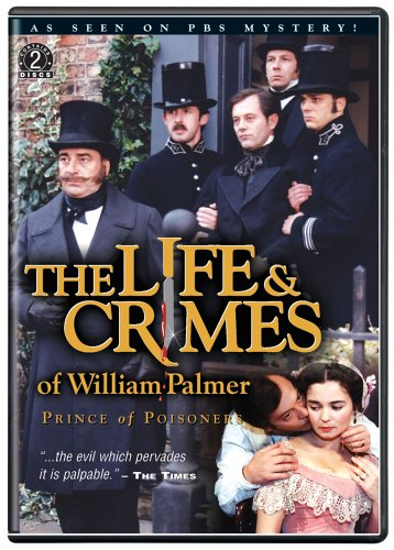 Life And Crimes Of William Palmer DVD Image