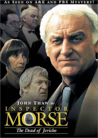 Inspector Morse: The Dead Of Jericho DVD Image