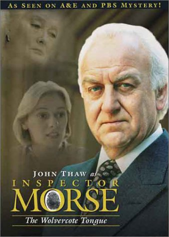 Inspector Morse - The Wolvercote Tongue DVD Image