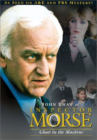 Inspector Morse: The Ghost In The Machine DVD Image