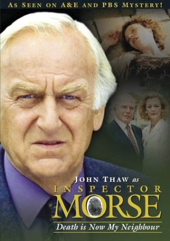 Inspector Morse: Death Is Now My Neighbour DVD Image
