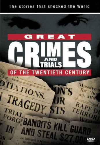 Great Crimes & Trials Of The 20th Century (Box Set) DVD Image